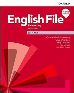 English File: Elementary: Workbook with Key
