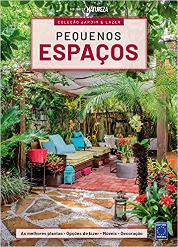 Coleção Jardim & Lazer - Edição 2 - Pequenos Espaços