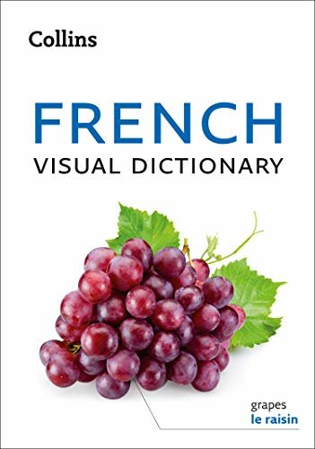 Collins French Visual Dictionary (Collins Visual Dictionaries) (French Edition)