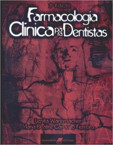 Farmacologia Clinica Para Dentistas