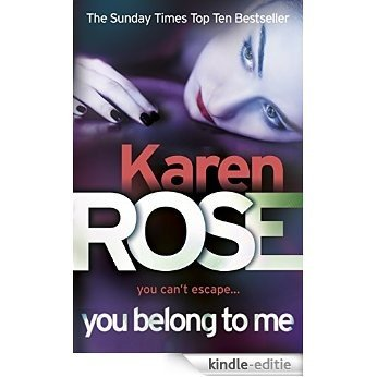 You Belong To Me (The Baltimore Series Book 1) [Kindle-editie]