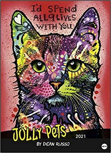 Jolly Pets Edition Kalender 2021