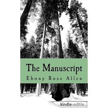 The Manuscript (English Edition) [Kindle-editie]