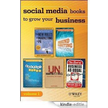 Social Media Reading Sampler: Book Excerpts by David Meerman Scott, Brian Halligan, Dharmesh Shah, Ann Handley, C.C. Chapman, Scott Stratten [Kindle-editie]