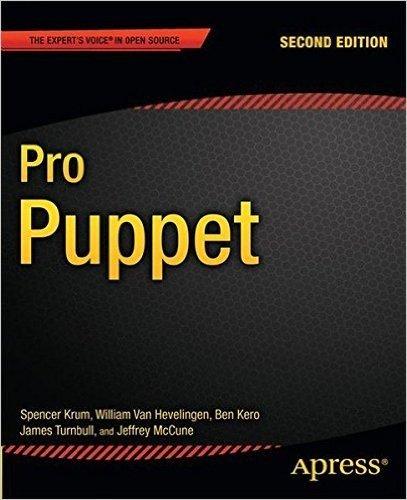 Pro Puppet (Professional Apress)