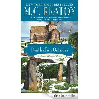 Death of an Outsider (A Hamish Macbeth Mystery Book 3) (English Edition) [Kindle-editie]