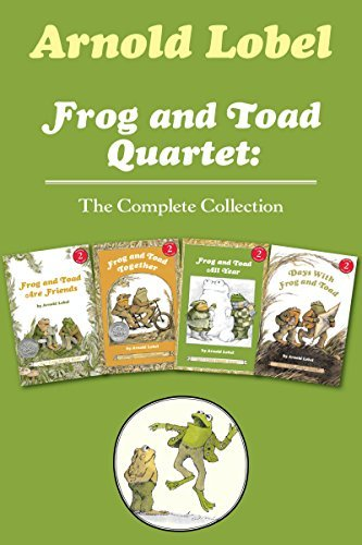 Frog and Toad Quartet: The Complete Collection: I Can Read Level 2: Frog and Toad are Friends, Frog and Toad Together, Frog and Toad All Year, Days with Frog and Toad (English Edition)