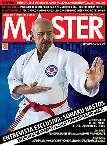 Revista Master 16 - Caderno Karate