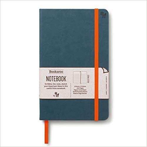Bookaroo Notebook - Teal