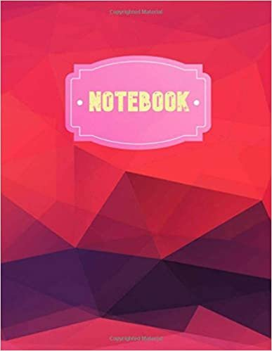 """Giant Notebook 8.5"""" X 11"""" 500 Pages College Ruled Lined Paper Oversize Journal: For School, Recipes, Prayer Request, Diary, Journal, Meeting Notes, Composition"""