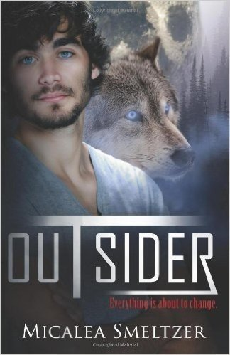 Outsider: Outsider Series Book One: Volume 1 by Micalea Smeltzer (2012-03-26)
