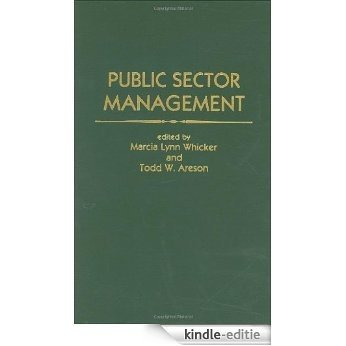 Public Sector Management (Bibliographies and Indexes in) [Kindle-editie]