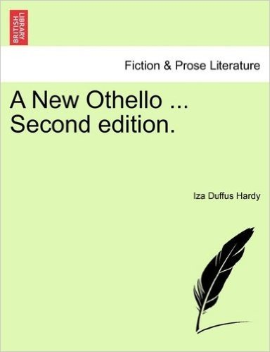 A New Othello ... Second Edition.