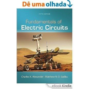 Fundamentals of Electric Circuits, 5th edition [Print Replica] [eBook Kindle]