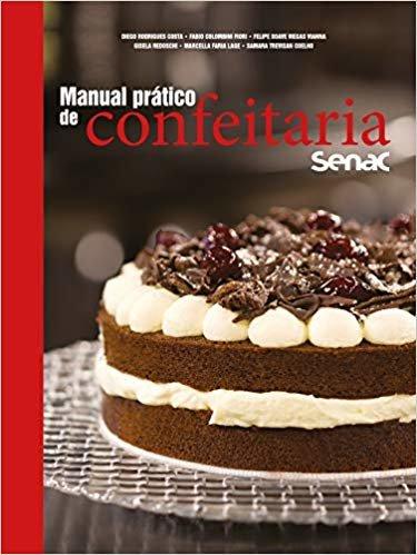 Manual pratico de confeitaria Senac