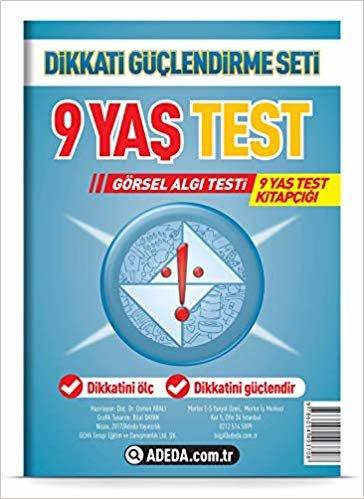 Dikkati Güçlendirme Seti 9 Yaş Yaprak Test