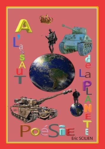 À l'assaut de la planète poésie (French Edition)