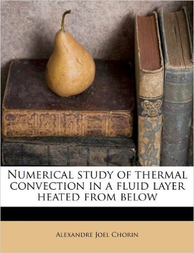 Numerical Study of Thermal Convection in a Fluid Layer Heated from Below