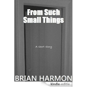 From Such Small Things (English Edition) [Kindle-editie]
