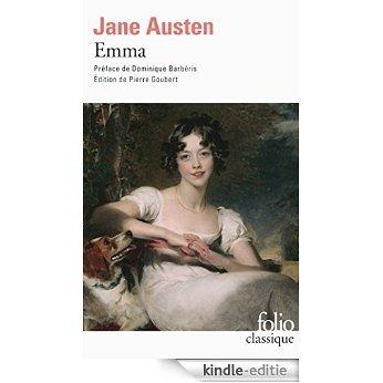 Emma (édition enrichie) (Folio classique) [Kindle-editie]