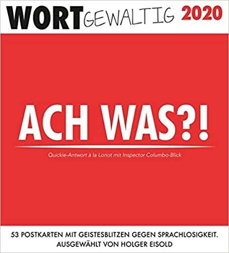 Eisold, H: Wortgewaltig 2020.