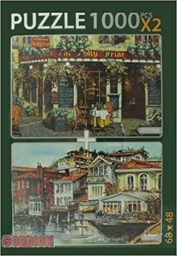 Göksu 2 Jolly Friar 2x1000 Puzzle