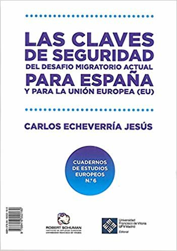 Las claves de seguridad del desafío migratorio actual para España y para la Unión Europea (UE). KEY SAFETY FACTORS REGARDING THE ISSUE OF MIGRATION FOR SPAIN AND THE EUROPEAN UNION (EU): 6