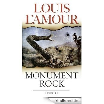 Monument Rock: Stories (Kilkenny) [Kindle-editie]