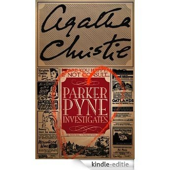 Parker Pyne Investigates (Agatha Christie Collection) [Kindle-editie]