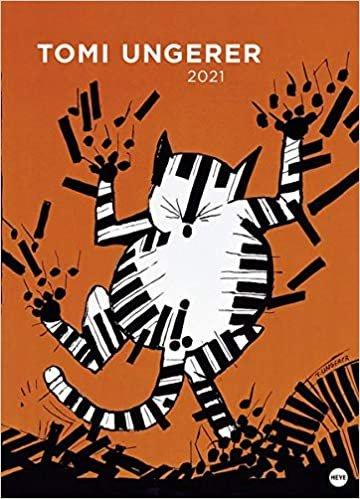 Tomi Ungerer Edition - Kalender 2021: America