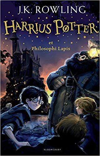 Harrius Potter Et Philosophi Lapis: (Harry Potter and the Philosopher's Stone)