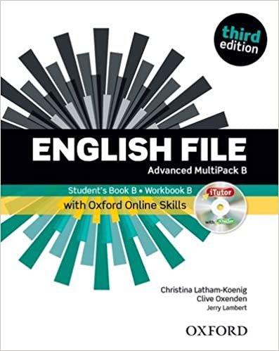 English File - Advanced - Multipack B - 03Edition