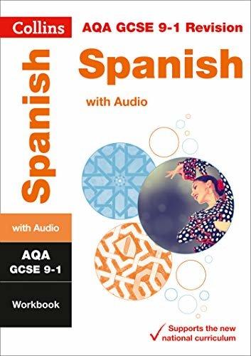 AQA GCSE 9-1 Spanish Workbook (Collins GCSE 9-1 Revision) (English Edition)