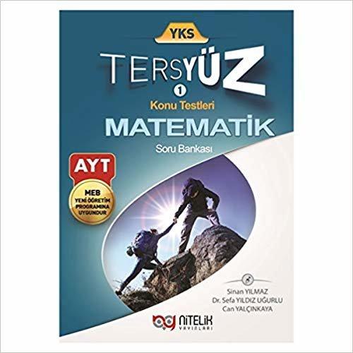 AYT YKS Tersyüz Konu Testleri Matematik Soru Bankası