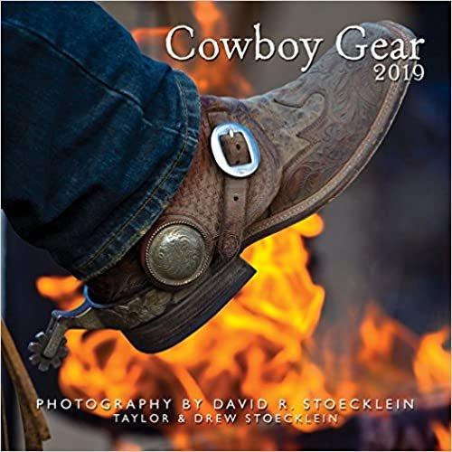 Cowboy Gear 2019 Calendar