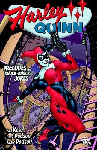 Harley Quinn: Preludes and Knock Knock Jokes SC