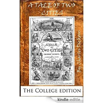 A Tale of Two Cities (Illustrated) (English Edition) [Kindle-editie]