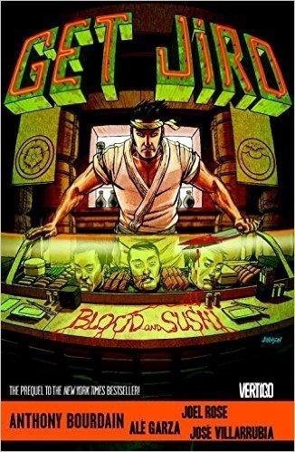 Get Jiro: Blood & Sushi