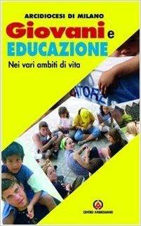 Giovani e educazione nei vari ambiti della vita