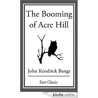 The Booming of Acre Hill [Kindle-editie] beoordelingen