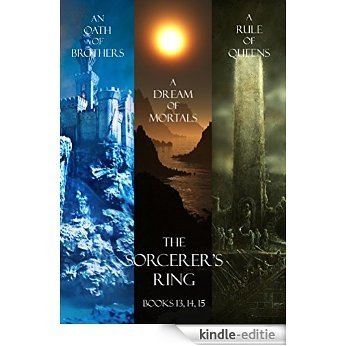 Sorcerer's Ring Bundle (Books 13, 14, 15) (The Sorcerer's Ring) (English Edition) [Kindle-editie]