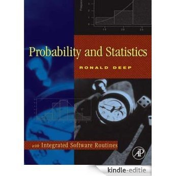 Probability and Statistics: with Integrated Software Routines [Print Replica] [Kindle-editie]