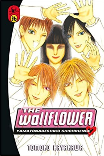 The Wallflower, Volume 36
