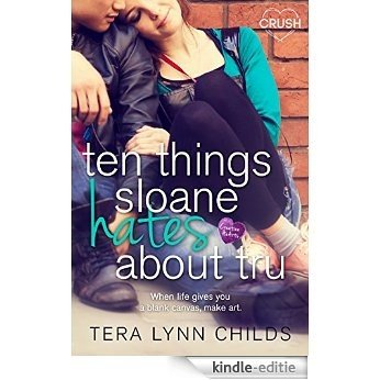 Ten Things Sloane Hates About Tru (Creative HeArts) [Kindle-editie]