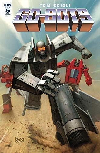 Go-Bots #5 (English Edition)