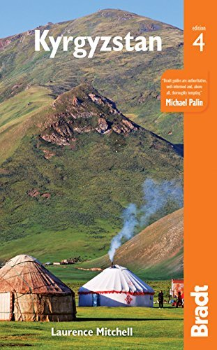 Kyrgyzstan (Bradt Travel Guides) (English Edition)