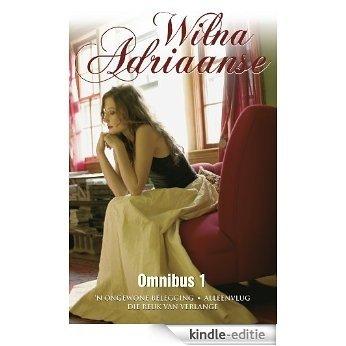 Wilna Adriaanse-omnibus 1 [Kindle-editie]
