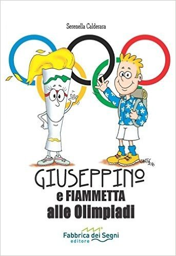 Giuseppino e Fiammetta alle Olimpiadi
