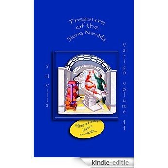 Treasure of the Sierra Nevada (Varigo 11) (English Edition) [Kindle-editie]