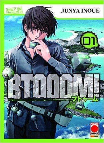 Btooom! 1 Prima Ristampa